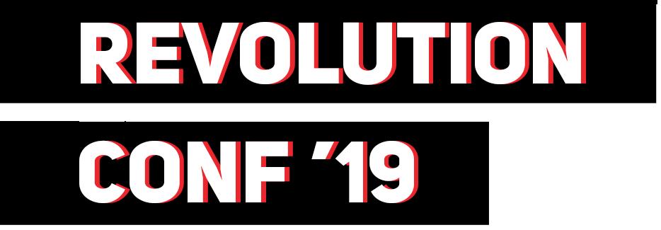 RevolutionConf '19